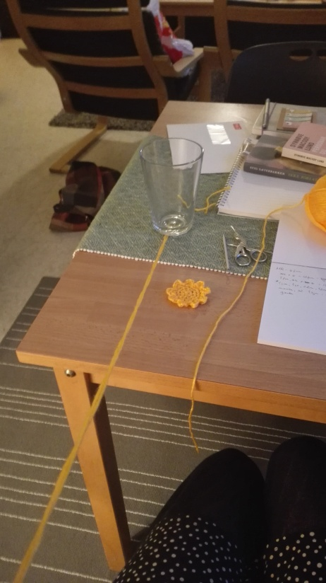 Tvinn tråden - spin the thread