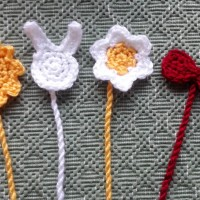Bokmerke - bookmark - pattern