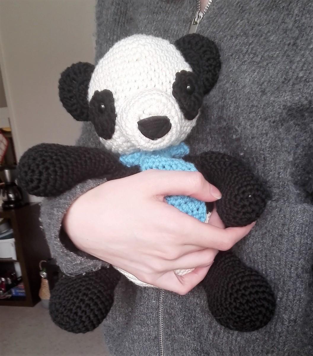 Petter Panda - oppskrift