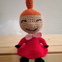 Little My from Moomin - free pattern