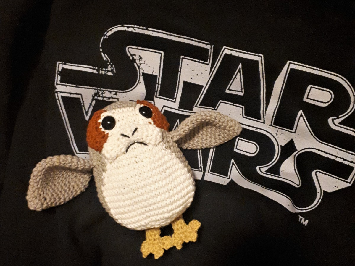 Porg - Star Wars - English